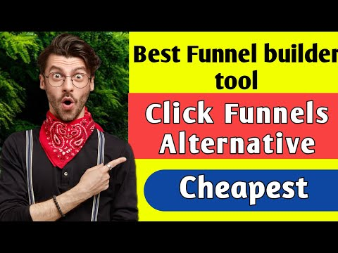 Clickfunnels Alternative – cheapest  Funnel Builder (creator) software (2021)