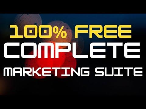 100% FREE COMPLETE MARKETING FUNNEL SUITE   GET FREE WEBSITE, SALES FUNNEL, & BLOG