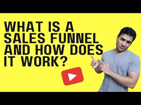 What Is A Sales Funnel And How Does It Work 🌪️🌪️ Digital Marketing Funnel