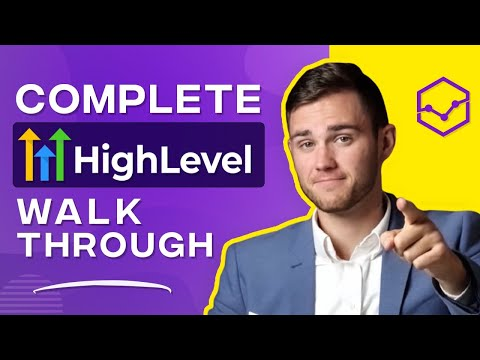 GoHighLevel: The ULTIMATE Software Tool for Entrepreneurs & Agencies