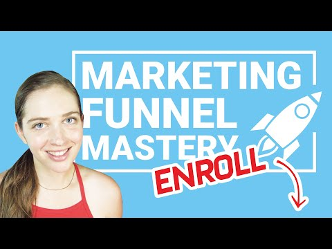 Enrollment Open – The Marketing Funnel Mastery Course Is Now Available! (FREE Marketing Course)