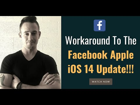 ➡️ Workaround To The Facebook Apple iOS 14 ✅ Using GoHighLevel Conversions API