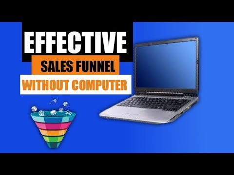 How To Build A Sales Funnel For online Business   Sales Funnel Beginners Guide