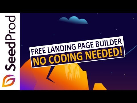 How to Create a Free Landing Page – No Coding Needed