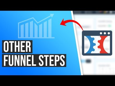 What is the Other Funnel Steps Section in ClickFunnels
