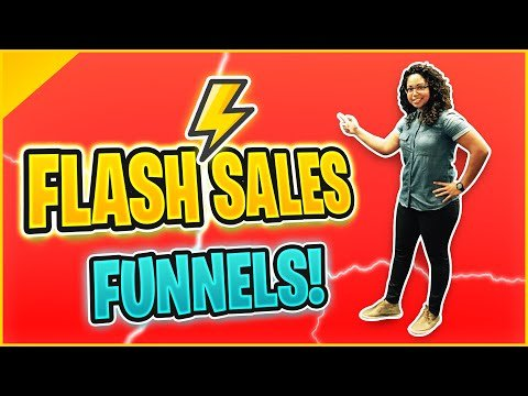 ClickFunnels Physical Product Sales Funnel 📈E Commerce Business