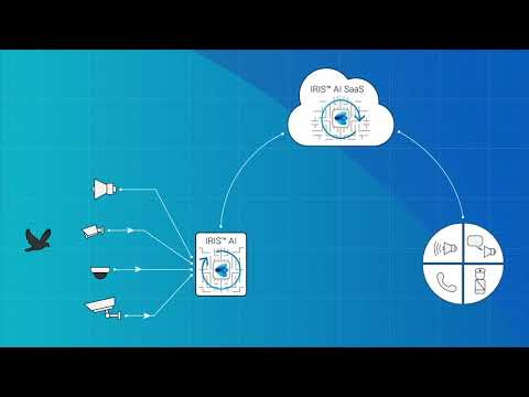 IRIS™ SaaS – High level system overview
