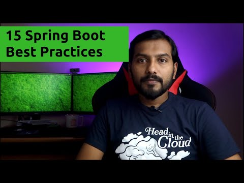 15 Spring Boot Best Practices to create Production grade microservices
