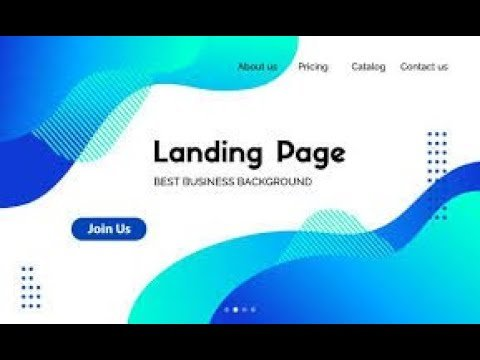 Training: Free Landing Pages Now Available