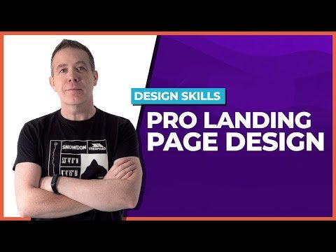 Landing Page Design with Brizy Cloud, Affinity Photo & MailerLite!