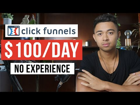 ClickFunnels For Beginners 2021   Make Money Online (Step by Step)