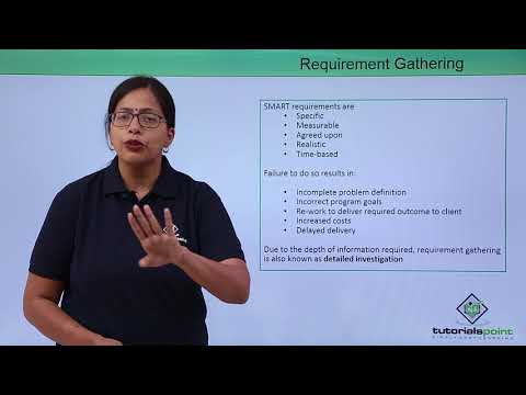 Software Requirement Gathering