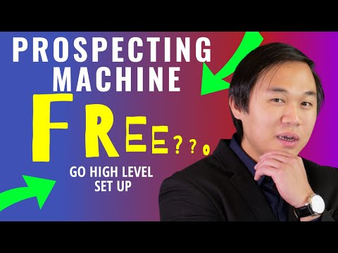 The Best Prospecting Snapshot for Gohighlevel ? (GHL) for FREE – (Step by Step Breakthrough)