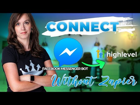 Connect Facebook Messenger Bot to GoHighLevel WITHOUT Zapier
