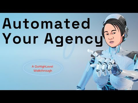 Completely Automated Your Marketing Agency Using This One Tool – GoHighLevel – [GHL] – Walkthrough