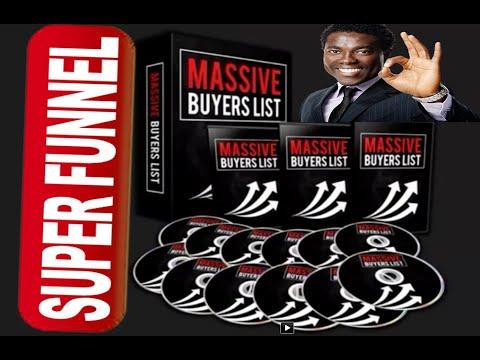 SUPER FUNNEL: Landing Pages, Marketing Funnel, Sales Funnel and List Building To Make Profits