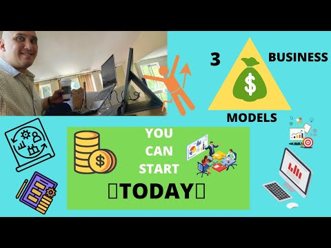 Episode 88 – 3 Business Models You Can Start In Right Now to Launch Your Own Online Business