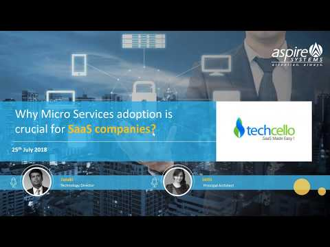 Why Micro Services adoption is crucial for SaaS companies?