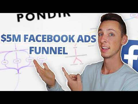 How To Build a $5M Facebook Ads Funnel for Shopify (with iOS14)
