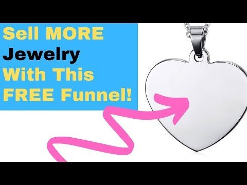 Clickfunnels For Jewelry – Sell More Online With This Free Funnel!