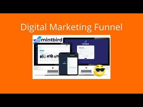Best Digital Marketing Funnel Software   Mintbird Review   [Mintbird FREE Bonuses]