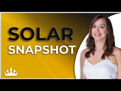 Go High Level Solar Snapshot Review