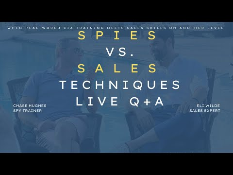How Spy Skills work in Sales and Business