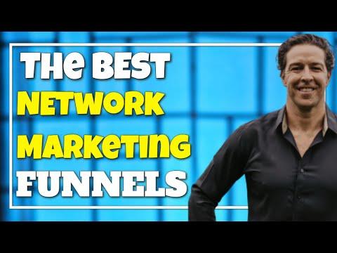 Best Network Marketing Funnels – Using Funnels to Build Your Network Marketing Business – BEST VIDEO