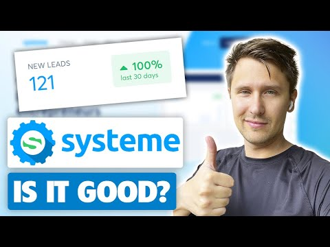 How to Build a Sales Funnel With Systeme.io (FREE ClickFunnels Alternative)