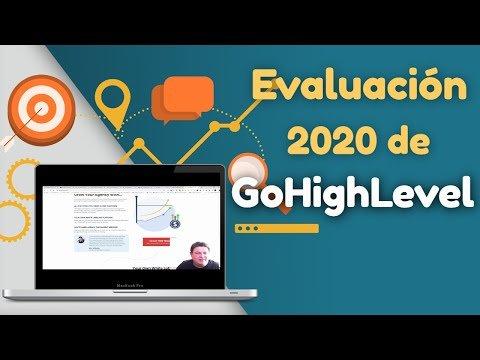 Evaluación 2020 del CRM GoHighLevel