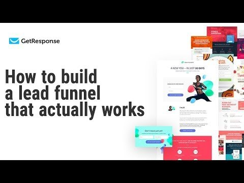 Learn how to build a lead funnel that actually works | Conversion Funnels webinar