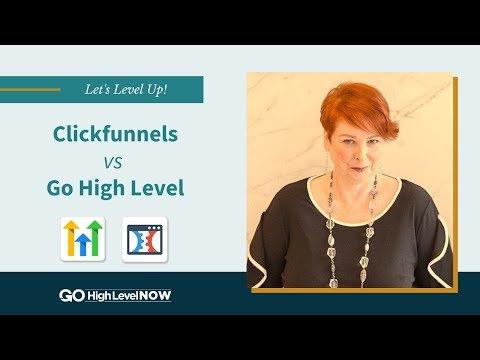Clickfunnels vs Go High Level