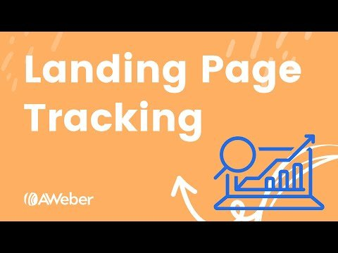Using Facebook and Google Analytics to track AWeber Landing Page activity
