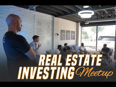 Real Estate Investing Meetup | Networking with Wholesalers in Columbia SC