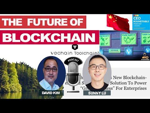 S3E23 VeChain:  The future of Blockchain in the real world.