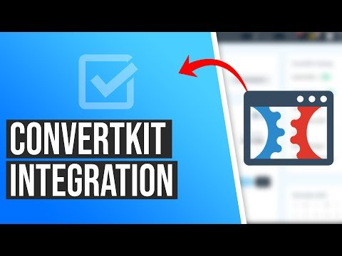 How to Integrate ConvertKit with ClickFunnels