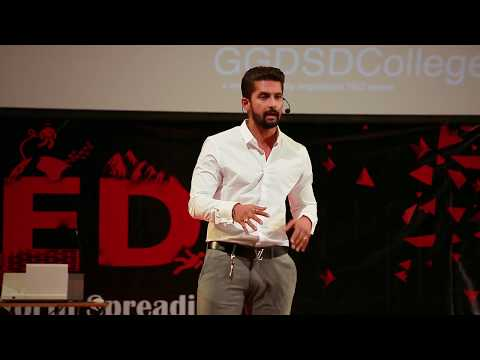 """The Secret To Achieving the """"Impossible""""   Ravi Dubey   TEDxGGDSDCollege"""