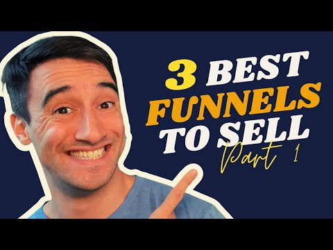 3 Types Of Marketing Funnel You Should Sell To Customers Part 1 – List Builder