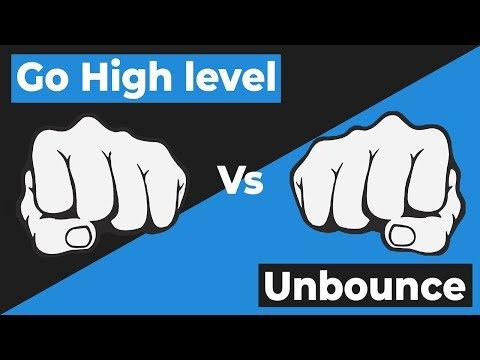 Go High Level Vs Unbounce | Flexxable