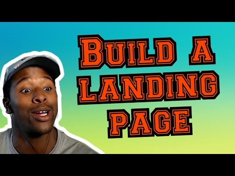 landing pages – what is a landing page – how to use landing pages for your business