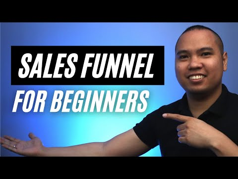 Sales Funnel Tutorial – Comprehensive Guide For Beginners (Tagalog)