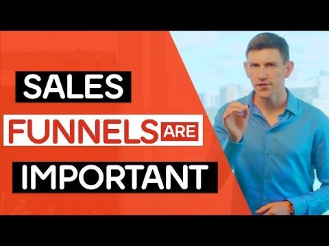 Why A Sales Funnel Is So Important!