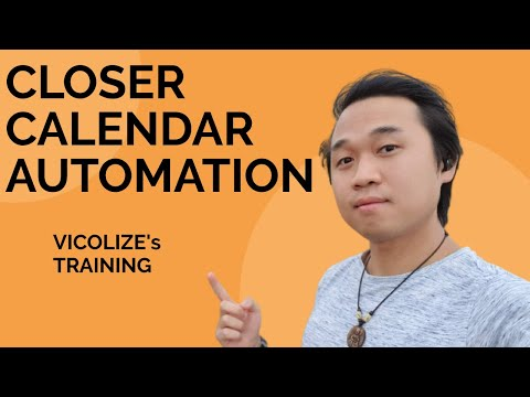 CLOSER CALENDAR AUTOMATION – Understand Our Backend Appointment Automation – GoHighLevel Training