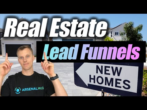 The ULTIMATE Real Estate Leads Funnel