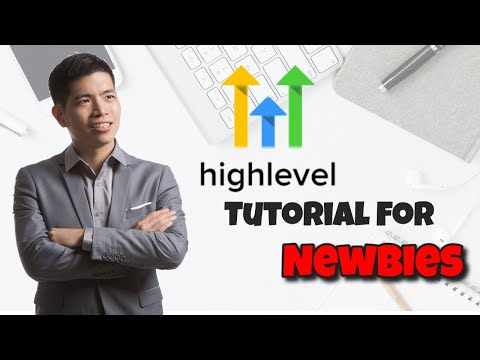 Go High Level Tutorial For Beginners – How To Understand Go High Level In 10 Minutes