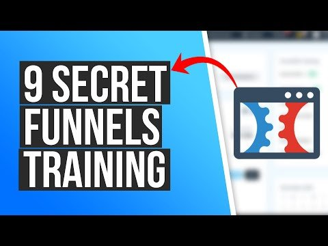 What is the 9 Secret Funnels Training from ClickFunnels