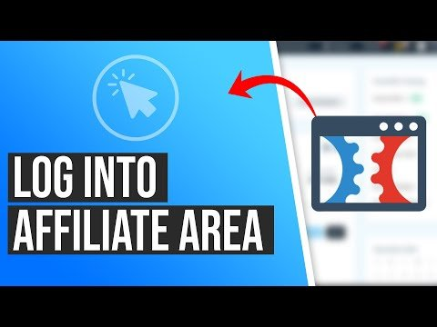 How to Log into ClickFunnels Affiliate Area