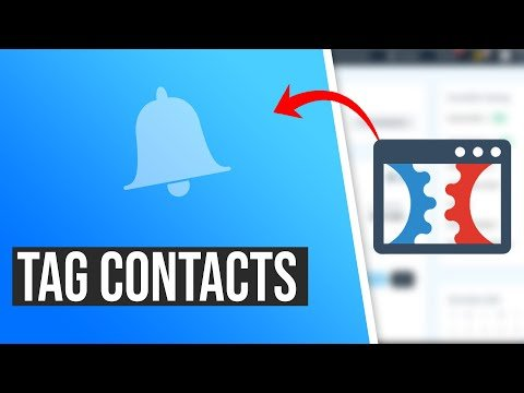How To Tag Contacts in ClickFunnels