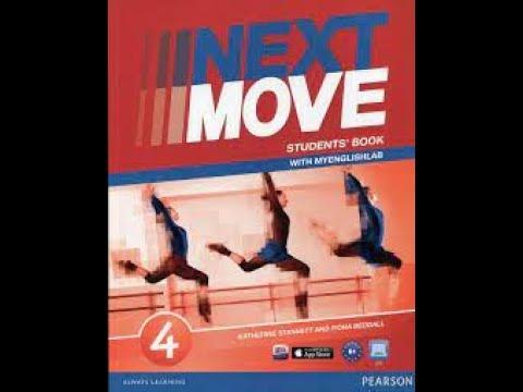 LongMan Next Move 4 Students book, Class audio, CD2B