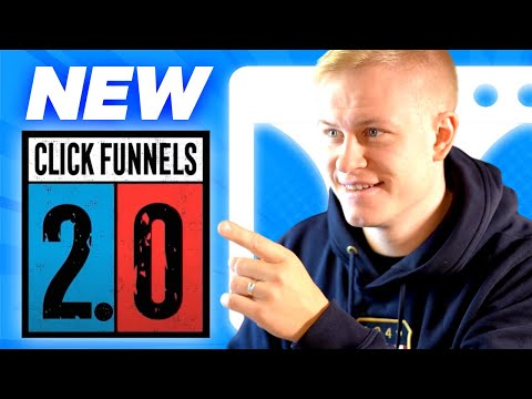 CLICKFUNNELS 2.0 JUST ANNOUNCED AT FHL 2021!!